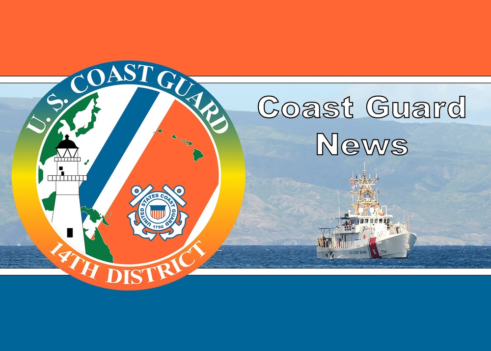 Coast Guard, partners searching for overdue boater off Oahu