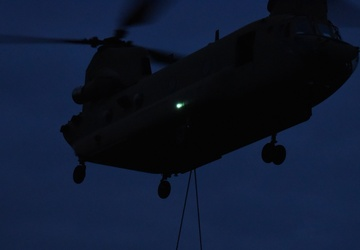 5th QM Paratroopers Enhance their Sling Load and Airborne Capabilities