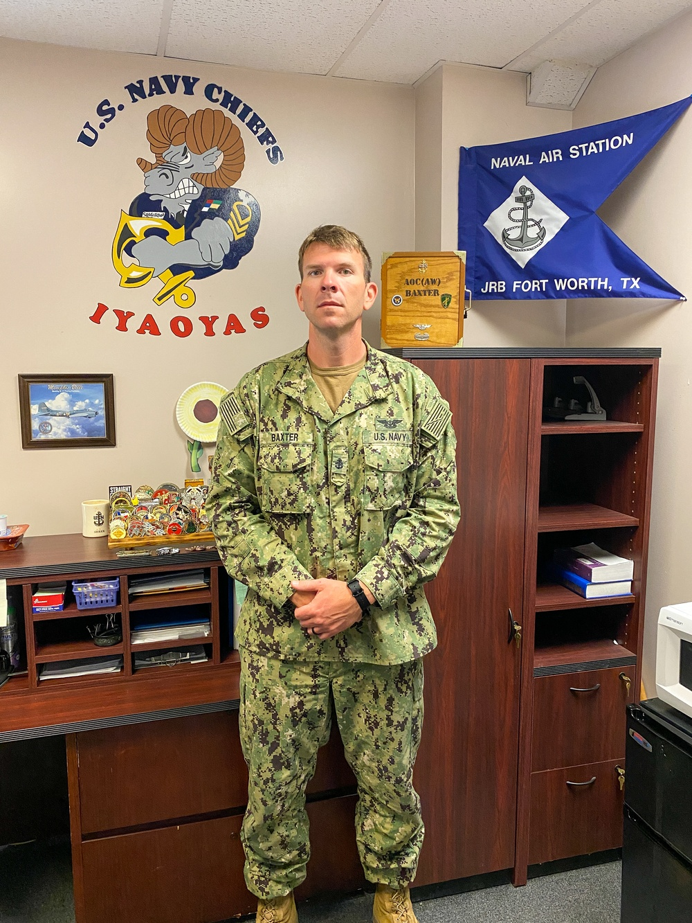 Memphis Native, Navy Chief Reflects on Two Decades of Service