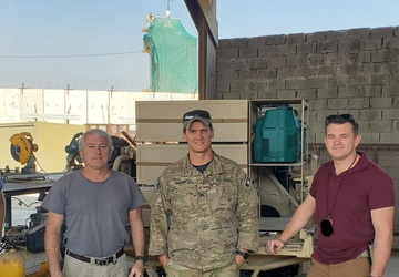NUWC Keyport engineer makes difference in Afghanistan