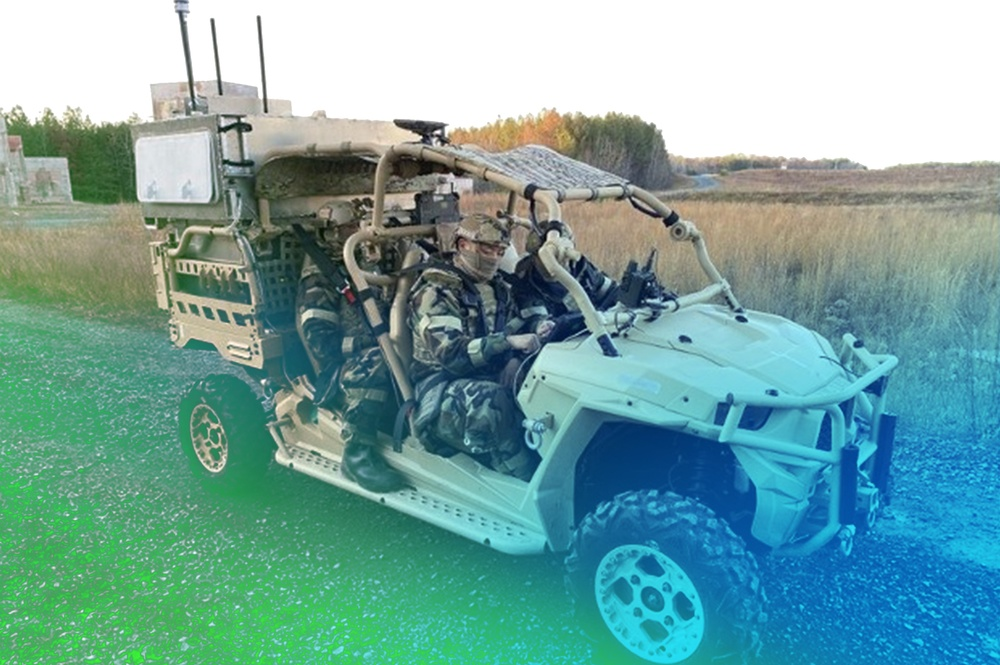 On Location: CBRN systems are being adapted to go more places with the warfighter.