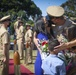 Commander, U.S. Naval Surface Force Pacific Force Master Chief James Osborne Retires