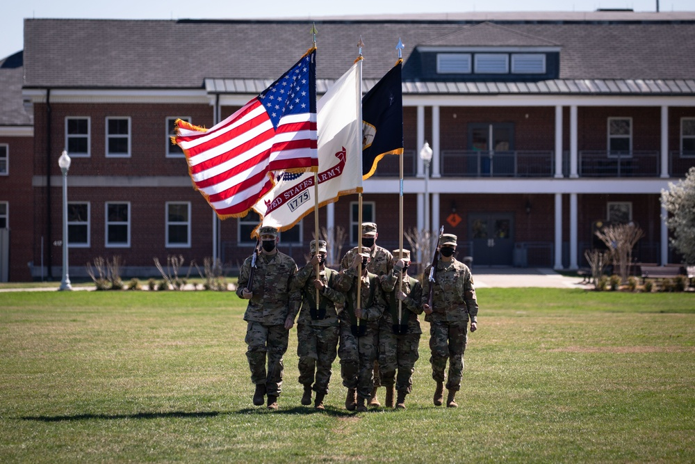 Soldiers, Civilians, Guests Celebrate United States Army Reserve Legal Command Change of Command