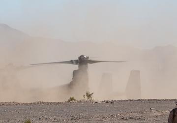 Marine aviators train to react to threats on the ground