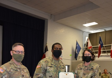 Fort Irwin Soldier wins RDC-C Dental NCO of the Year