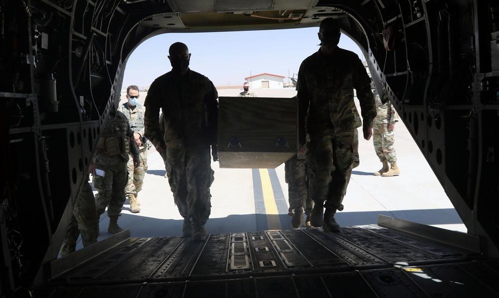 Dagger Brigade UMT prepare Soldiers for deployment