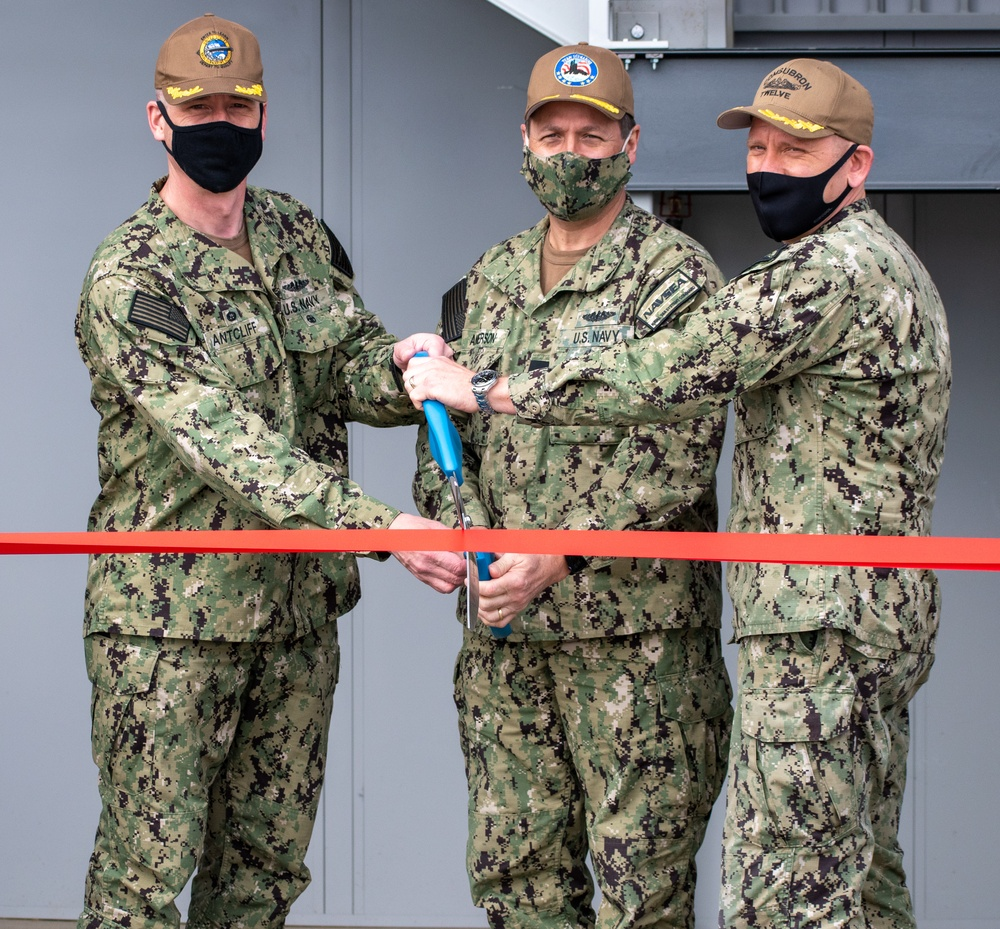 Naval Submarine School Opens Detachment at Portsmouth Naval Shipyard