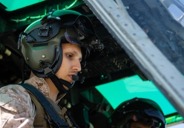 Marines call in close air support