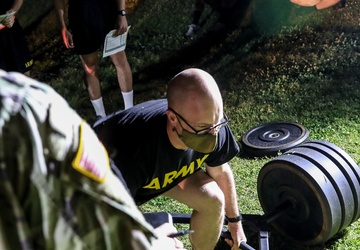 2021 USACAPOC(A) Best Warrior Competition (Day One)