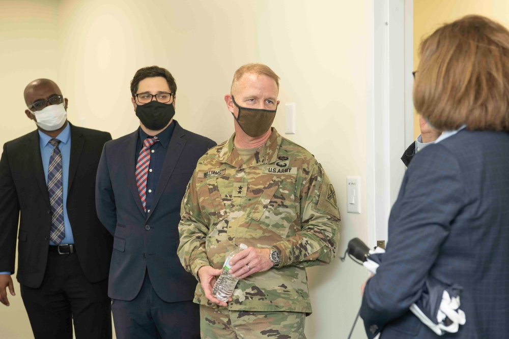 Here to stay: 192nd Wing celebrates first dedicated HQ facility at JBLE