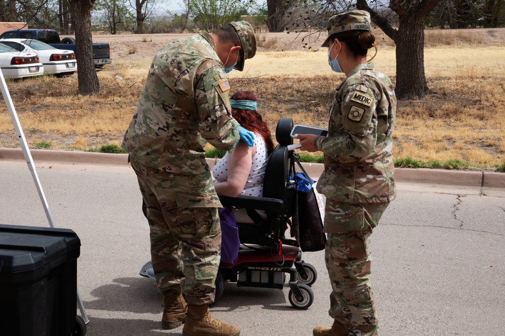 NGET provide vaccinations to rural areas of NM