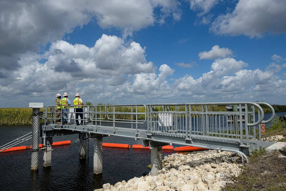 Central Everglades Planning Project Contract 1