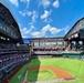 'Spads' open Texas Rangers season, Globe Life Field