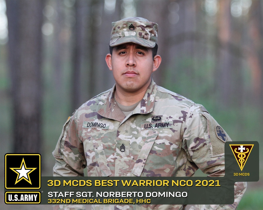 3d MCDS Best Warrior NCO 2021