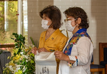 Camp Foster Chapel gives charitable donations to Okinawan organizations