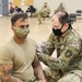 Army Recruiter Volunteers to Deliver Vaccines