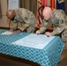 Army Human Resources Command kicks off Sexual Assault and Awareness Prevention Month