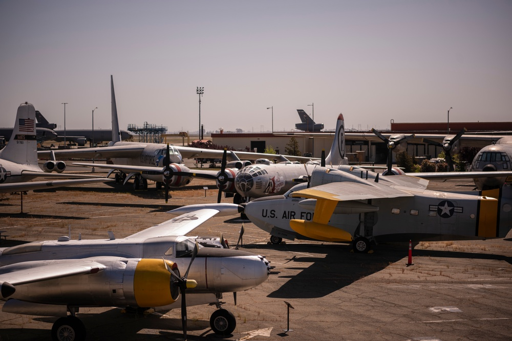Travis AFB Heritage Center – To remember the past, look to the future