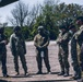 Foreign Leaders Visit GREWOLF Brigade