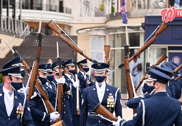 United States Air Force Honor Guard to perform at National Mall