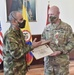 Colombian Army honors security enterprise leader