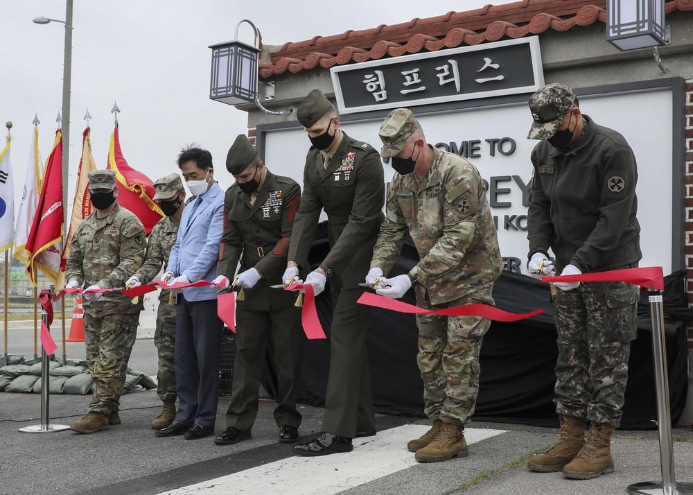 Brig. Gen. Galer Gate Dedication