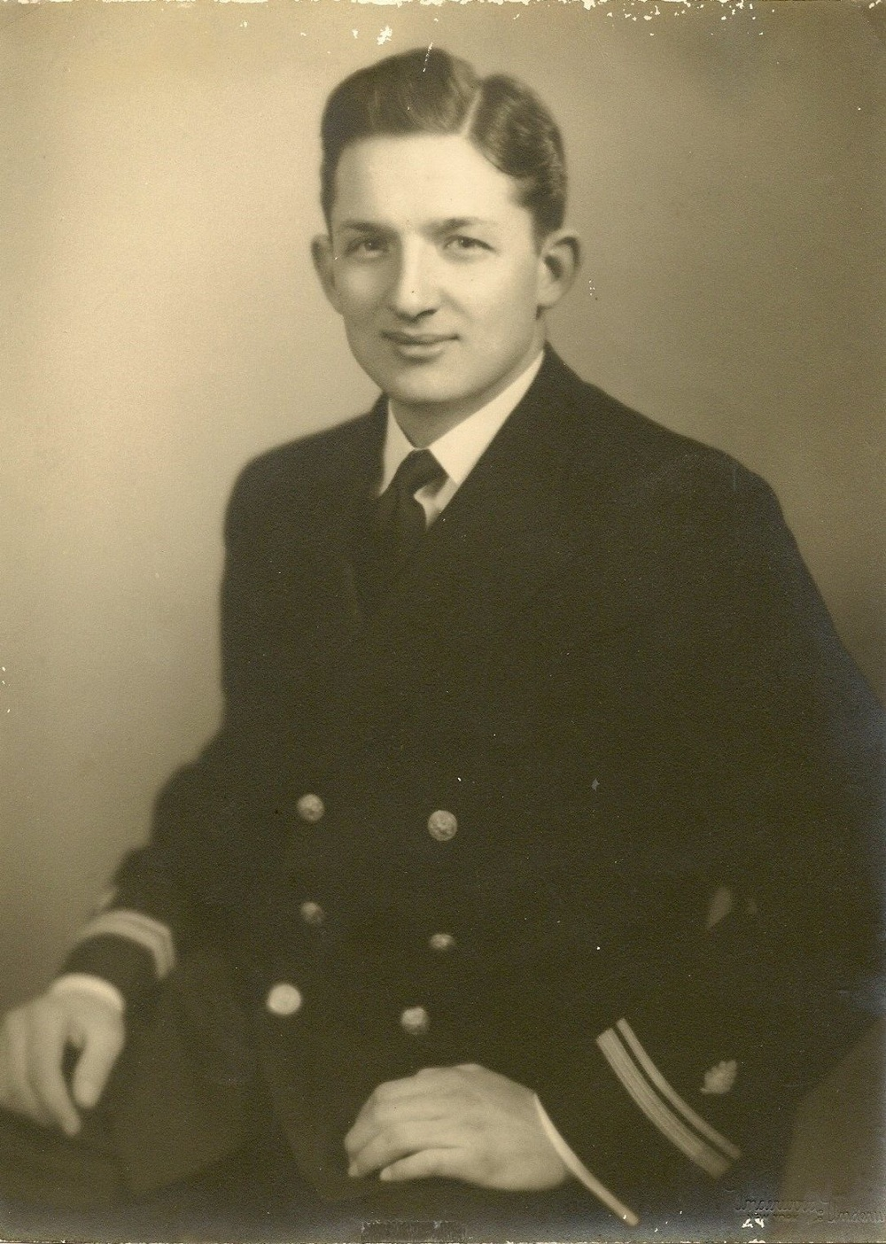 101-Year Old Physician Looks Back on Navy Medical Career