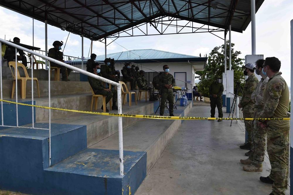 Balikatan 21: Simulated Close Air Support Rehearsal