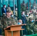 Task Force Raven Takes Command of Joint Multinational Training Group-Ukraine