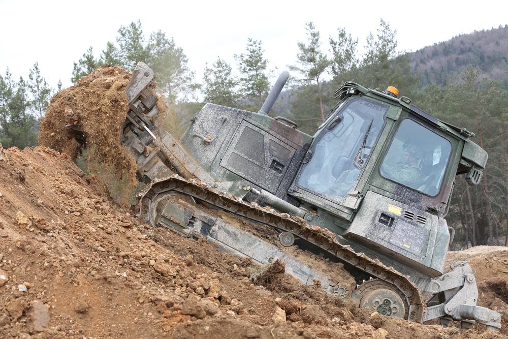 Gravel Digging