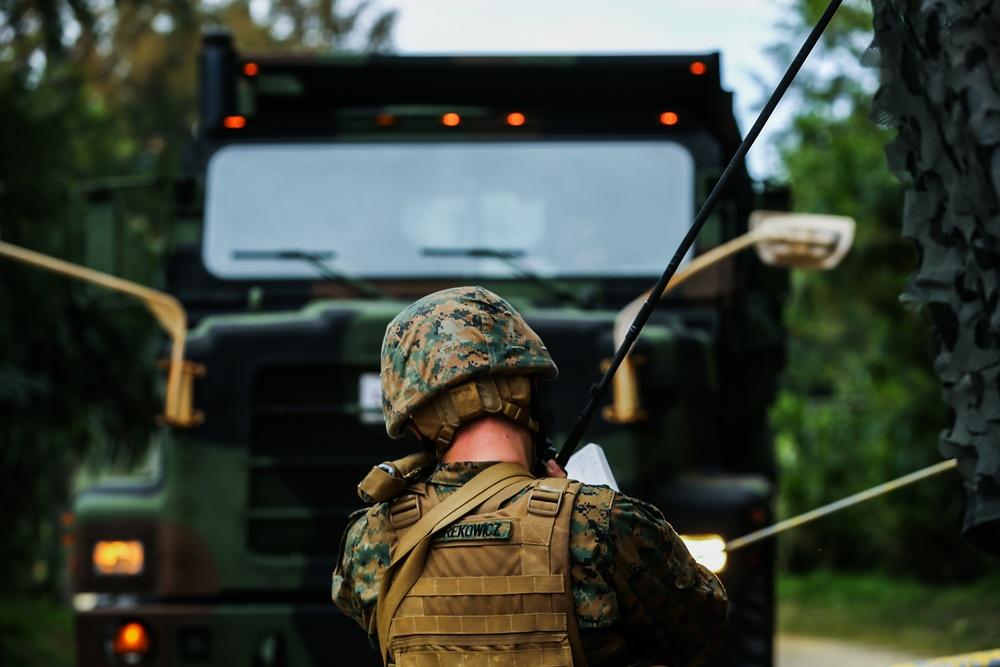Pacific Pioneer | 9th ESB Marines establish company COC