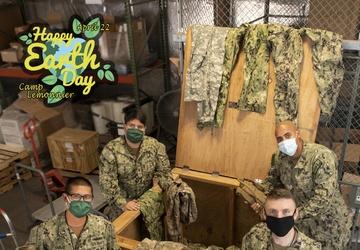 Camp Lemonnier Earth Day