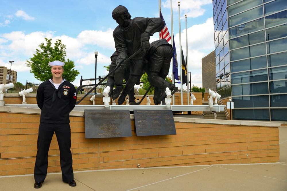 NTAG Pittsburgh Sailors Meritoriously Advanced