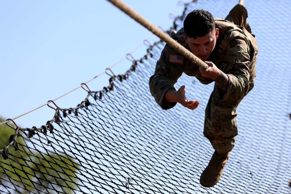 Rope Descent