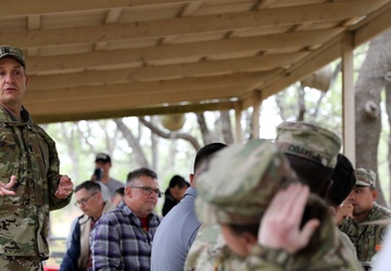 Interacting with the Soldiers