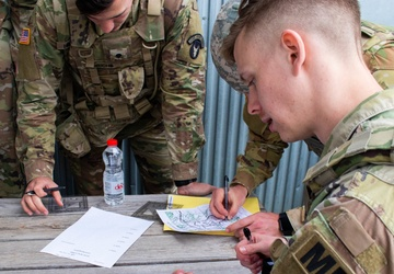 RC-E KFOR Soldiers compete in Best Warrior Competition