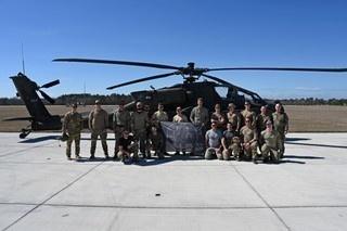 North Carolina National Guard aviation unit participates in Emerald Warrior 2021