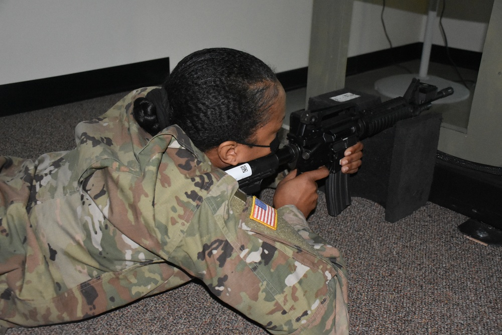 HRC Best Warrior Competition: first female winner recognized by the U.S. Army Chief of Staff