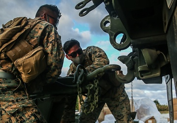 Pacific Pioneer   9th ESB Marines Conduct MCCRE