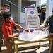 Balikatan 21: Dedication ceremony held to celebrate new health station, Barangay Baao, Mauban, Ph.