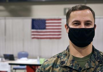 Return to Tun Tavern: U.S. Marines and Sailors vaccinate Philadelphia