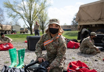 370th Chemical Company Participates in Homeland Emergency Response Exercise, Guardian Response 2021