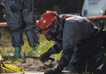 California National Guard trains for CRE mission