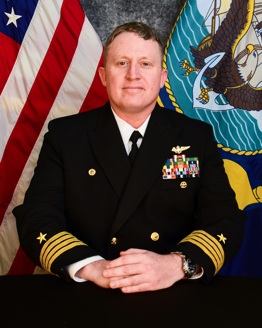 Naval Station Great Lakes Change of Command 2021
