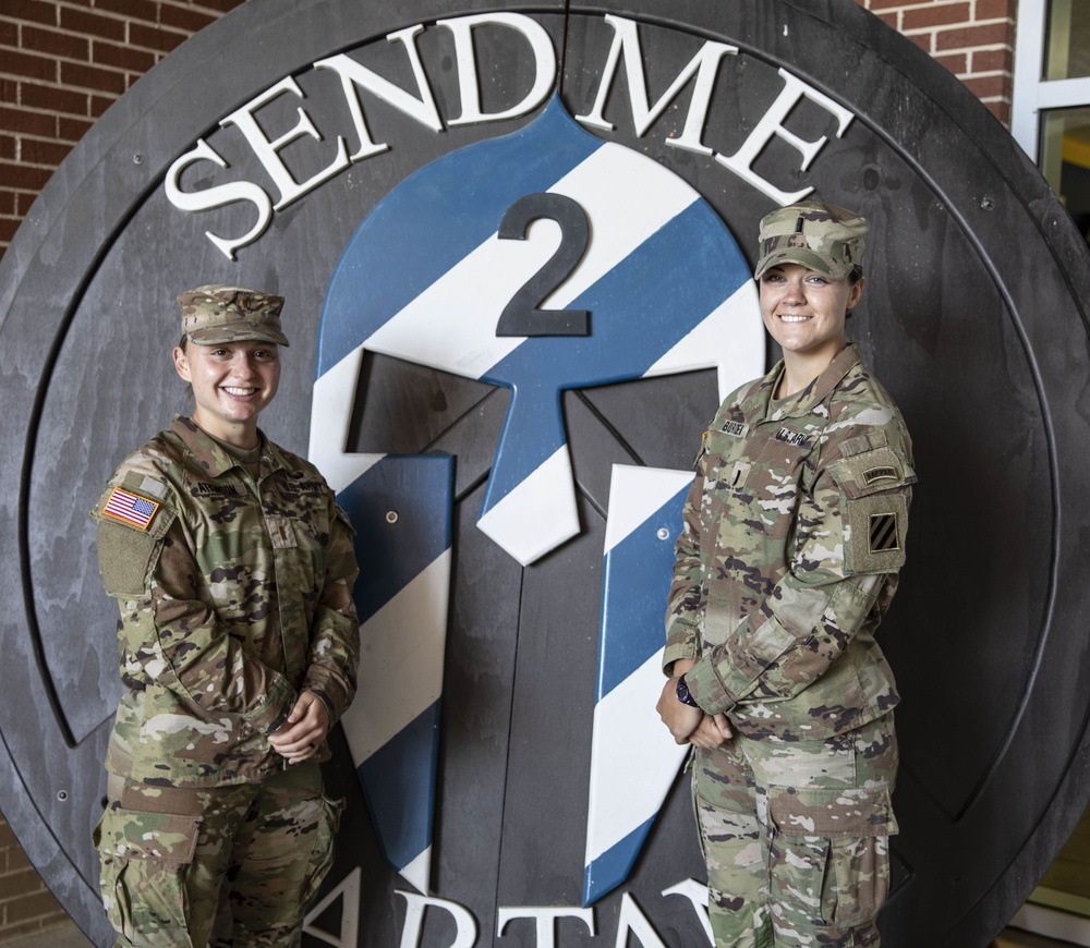Fort Stewart 2nd brigade's first all-female sapper team set to compete in Best Sapper Competition
