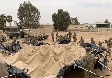 Task Force Spartan Deploys for Operation Diadem