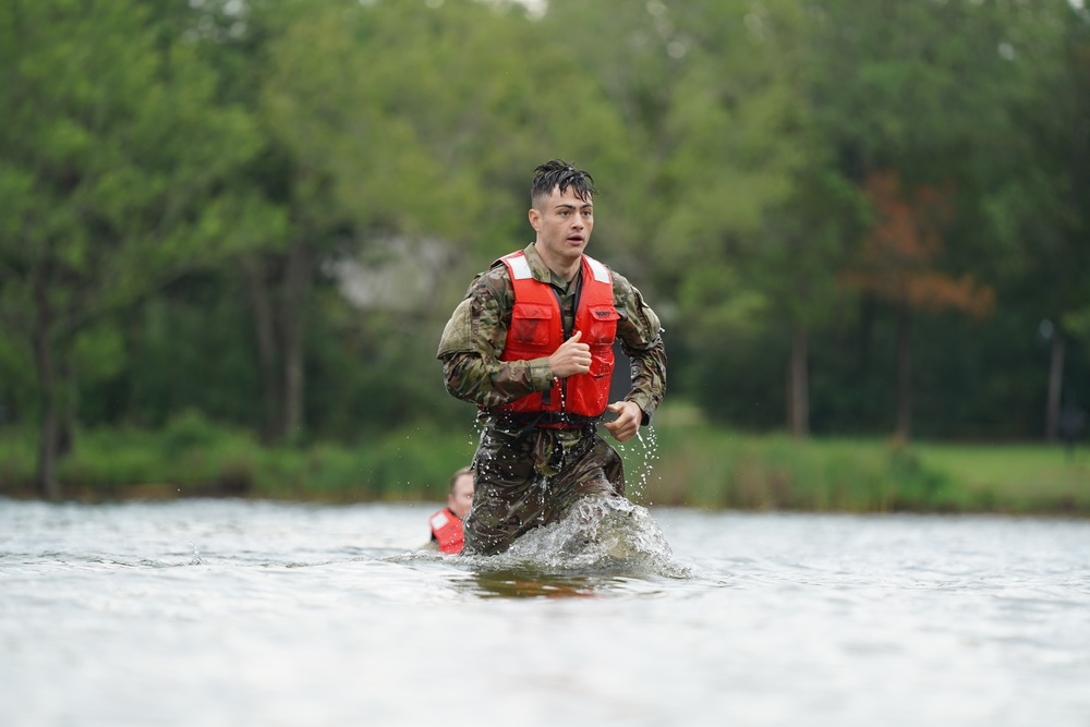 Texas Military Department hosts ARNG Region V Best Warrior Competition
