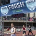 National Guard Soldiers and Airmen participate in the 2021 Lincoln Marathon time trials