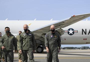 Rear Admiral Butch Dollaga Visits NAFM