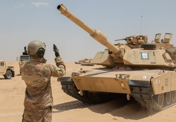 Forward Armor Regiment Prepares for Operations Across CENTCOM